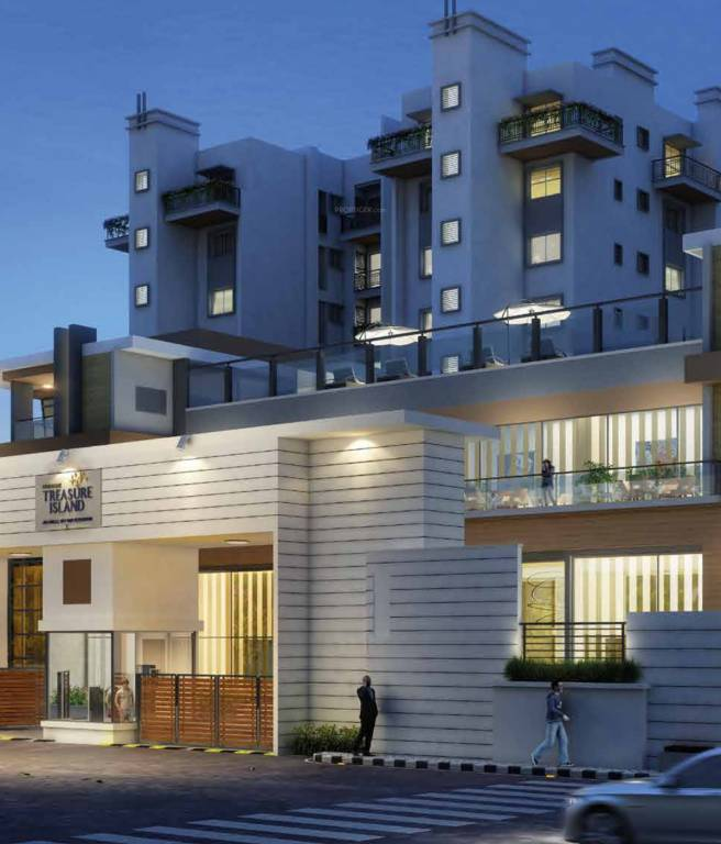 Shriram Treasure Island