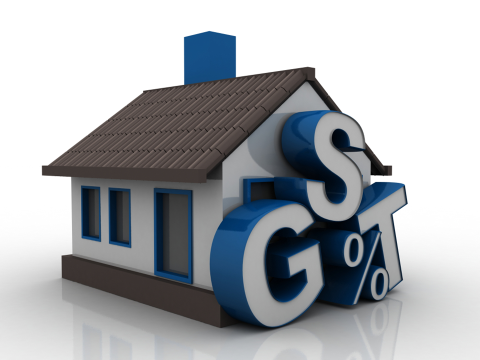 GST for real estate