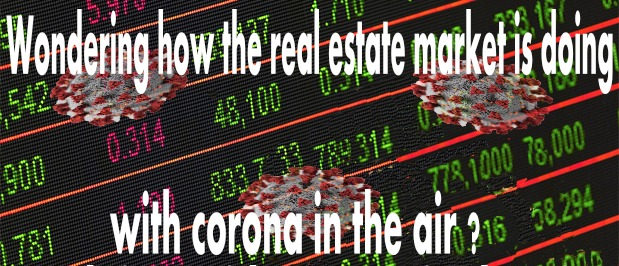 Impact of Corona Virus on the real estate Market